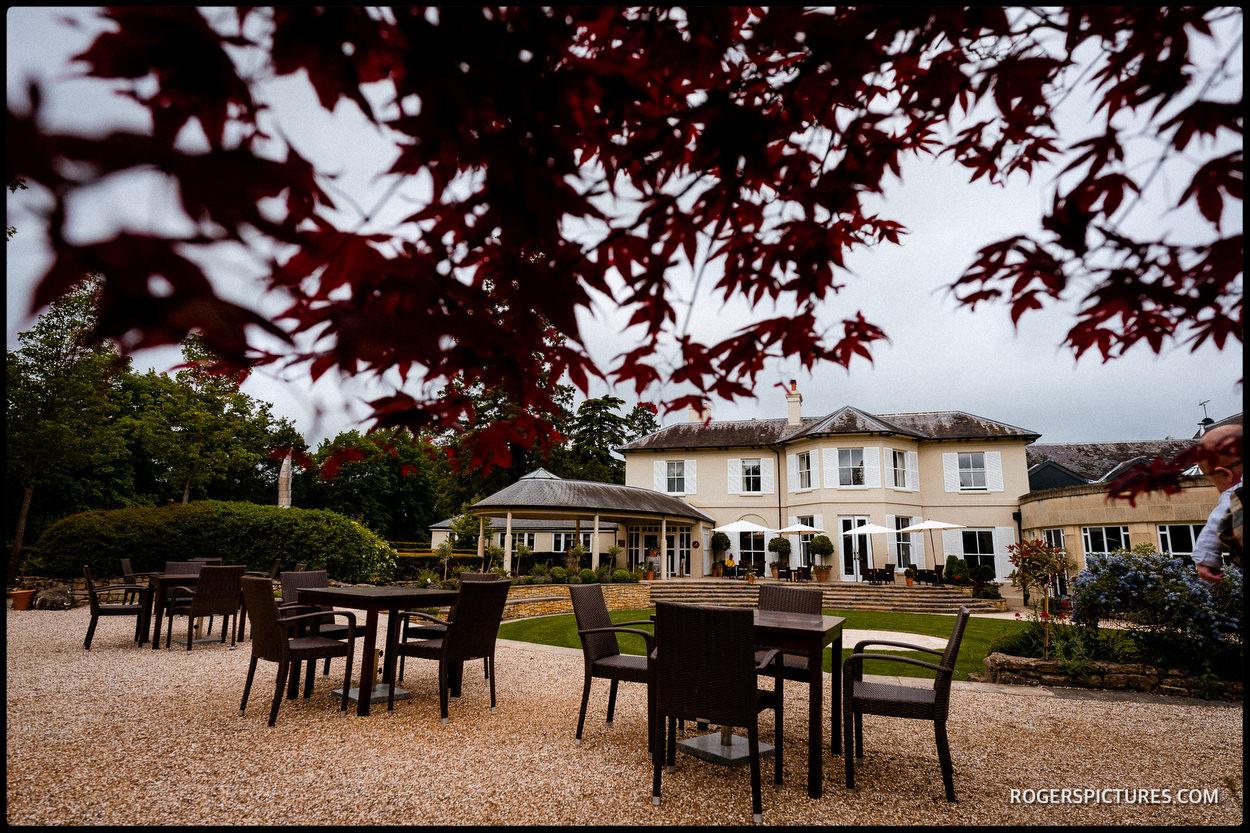 The Vineyard Hotel, Stockcross wedding venue