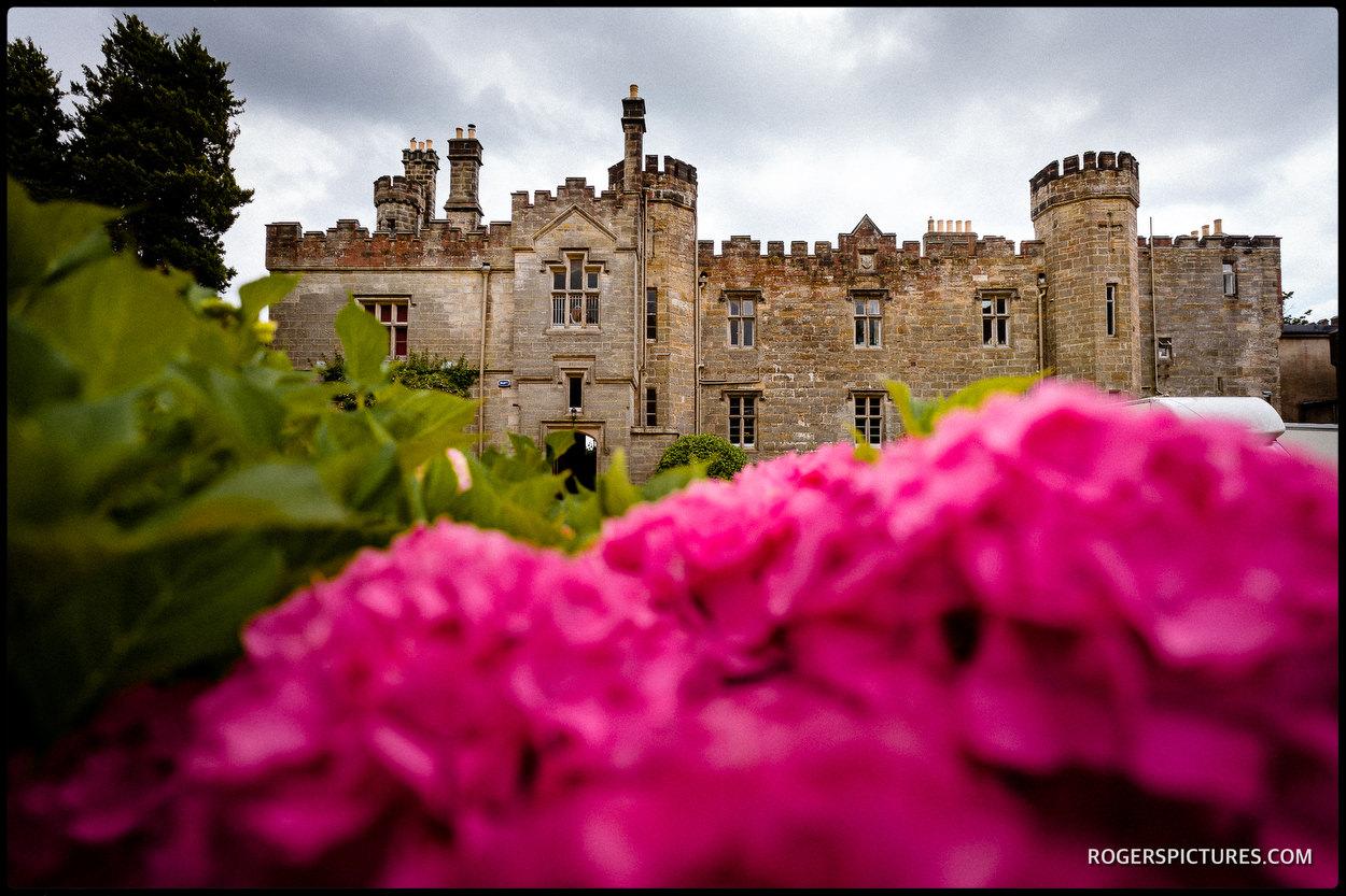 Wadhurst Castle exterior