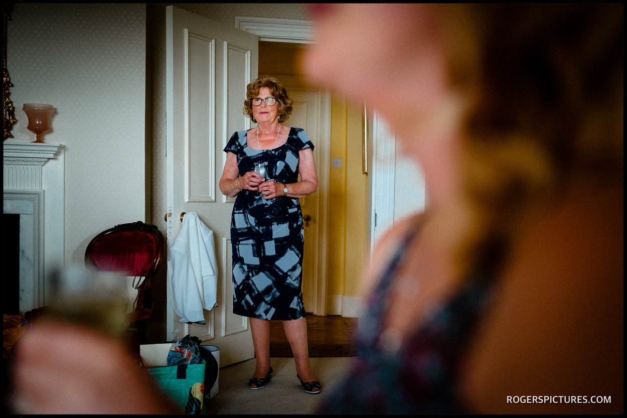 Mother of the Bride at Wadhurst Castle