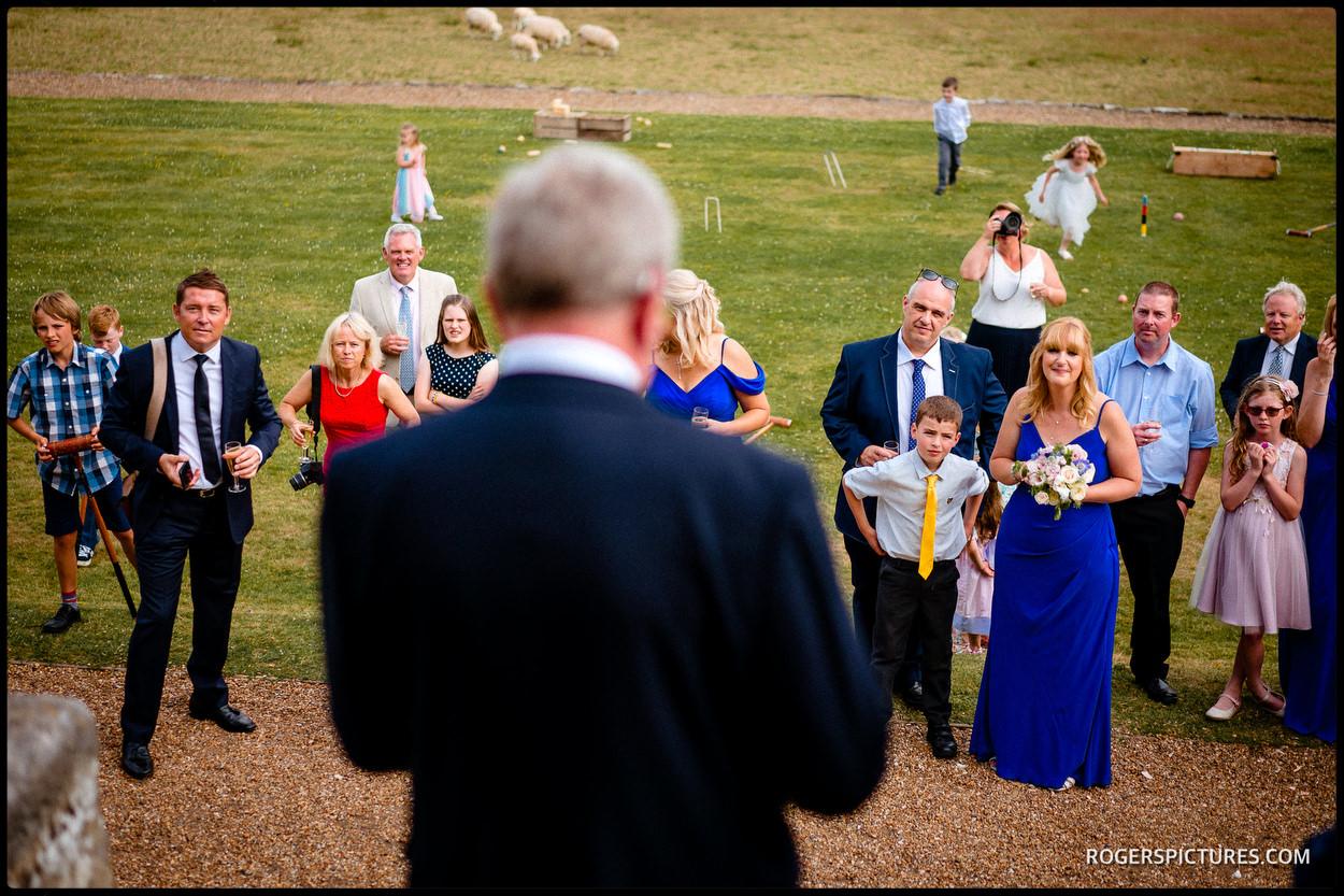 FoB wedding speech