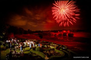 Summer Wedding at Brocket Hall