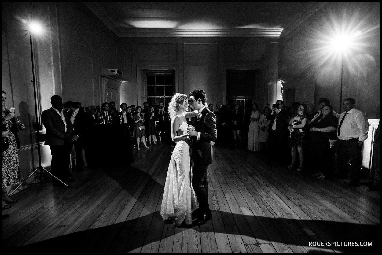 Fulham Palace First Dance