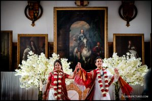 Middle temple Indian Wedding