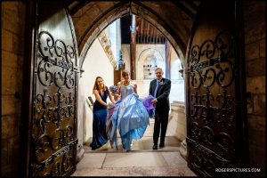 Getting Married at Parliament
