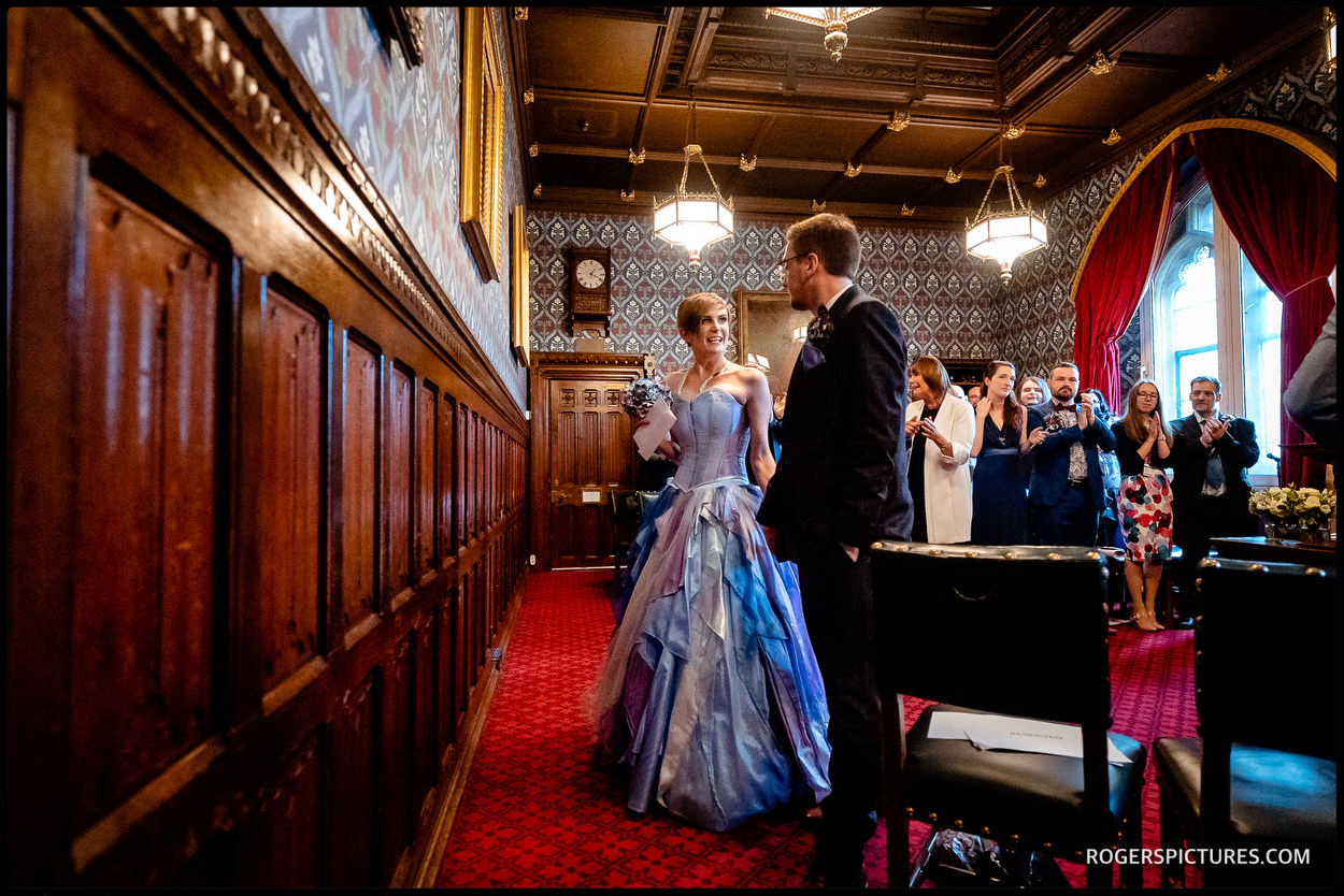 Married at the House of Commons