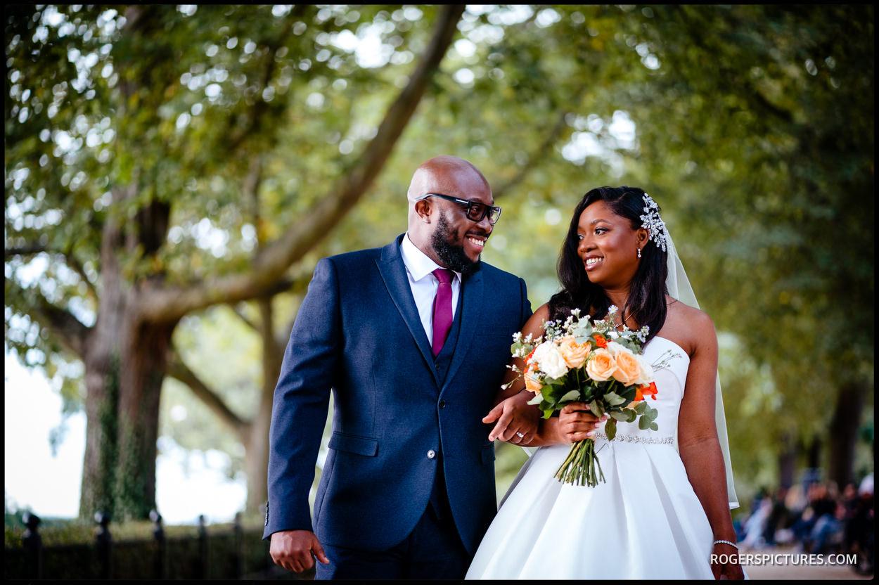 Richmond Hill Hotel Wedding Photos