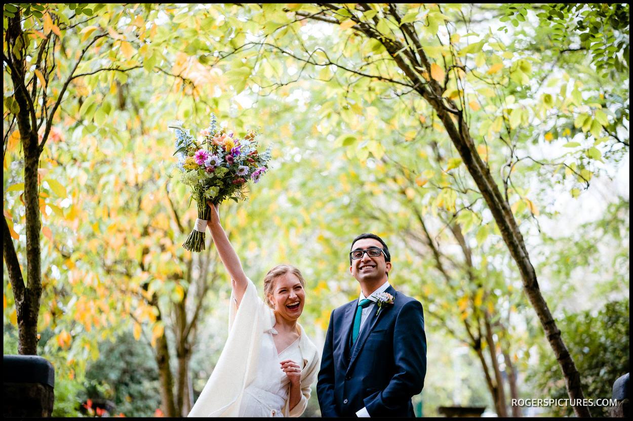 Tower Hamlets Registry Office Wedding