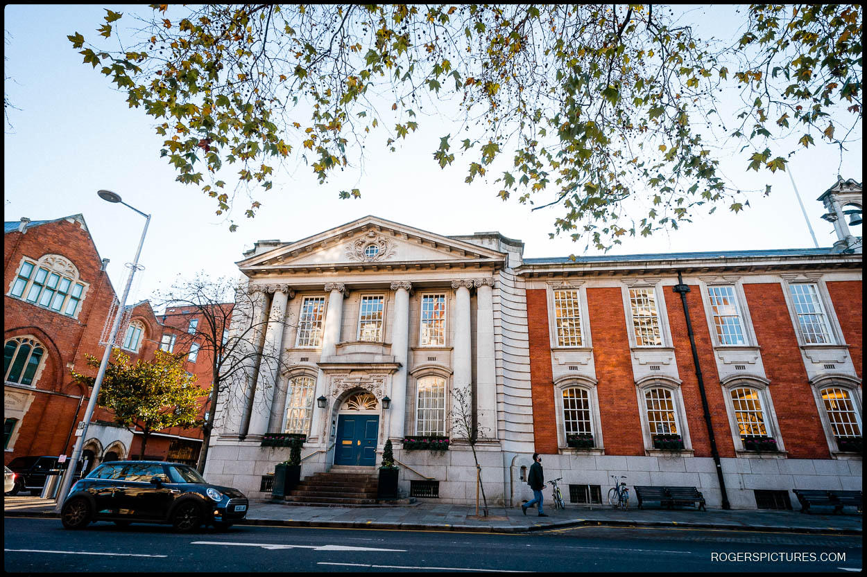 Chelsea Old Town Hall exterior
