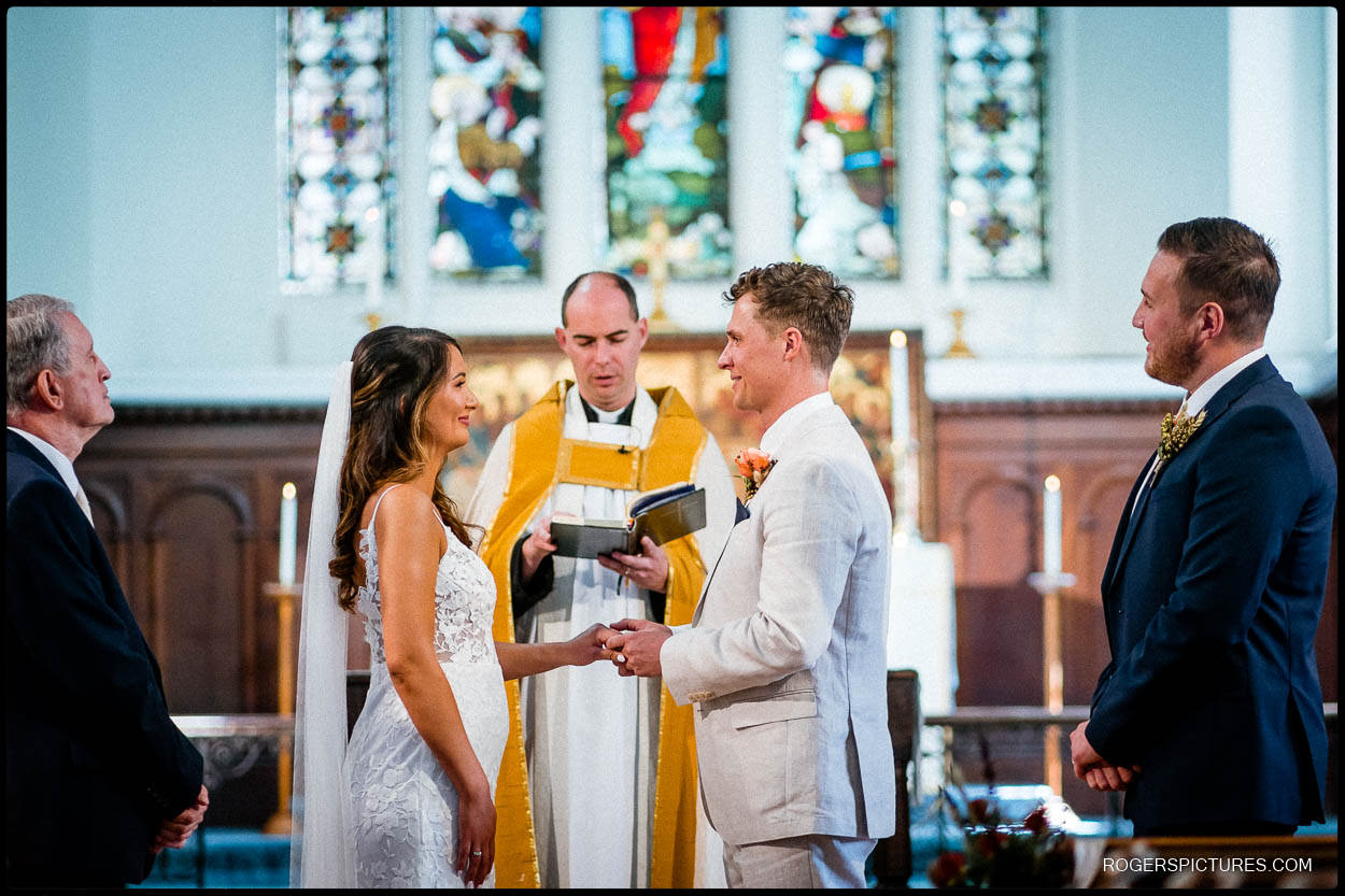 Getting married in Church in Hertfordshire