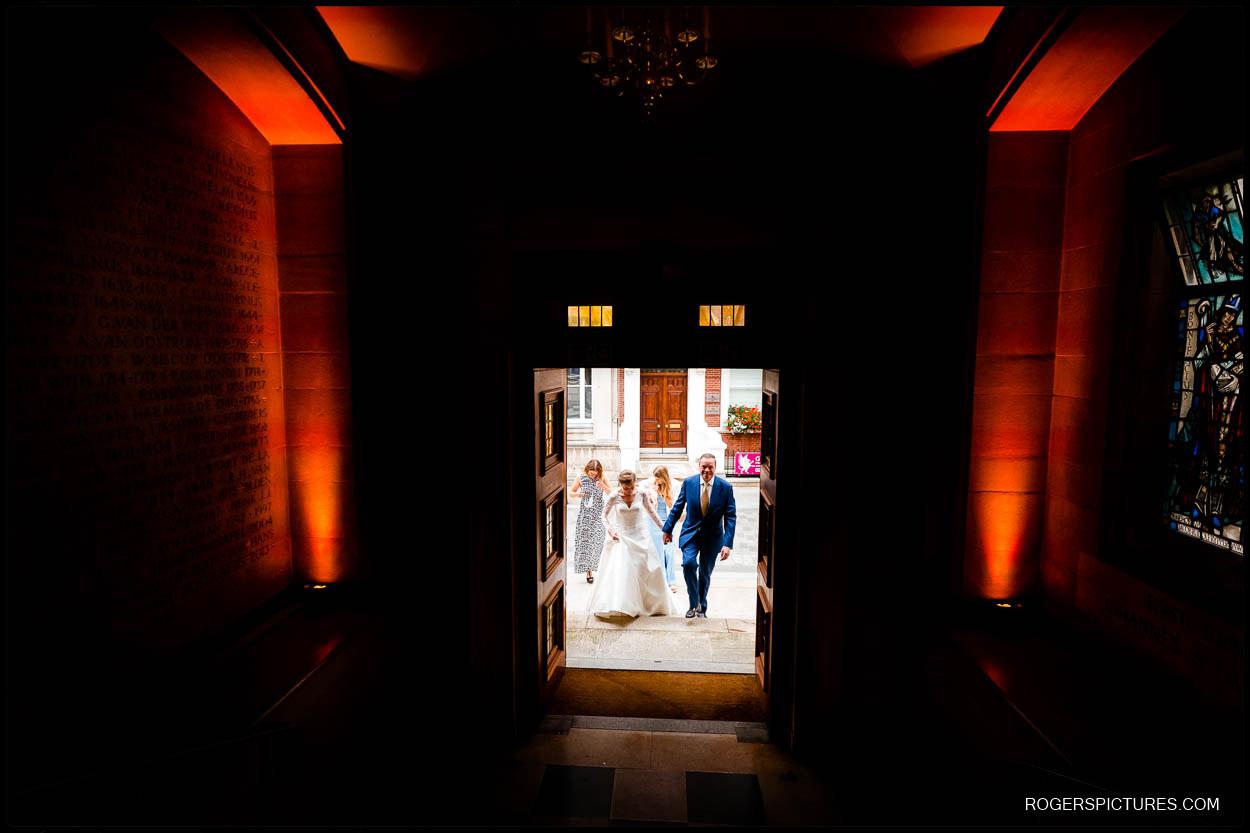 Wedding Reception at Dutch Church