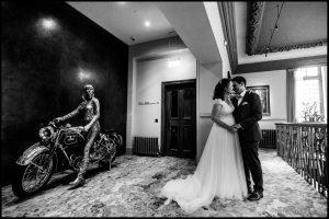 Wedding at Dixon Hotel London